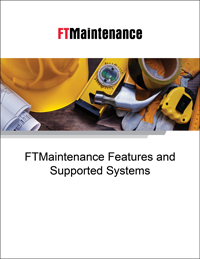 FTMaintenance Features and Supported Systems Brochure