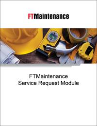 FTMaintenance Service Request Module Brochure